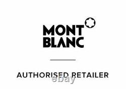 Authentic Montblanc Meisterstuck Rollerball Pen Gold Trim. BLACK FRIDAY SALE