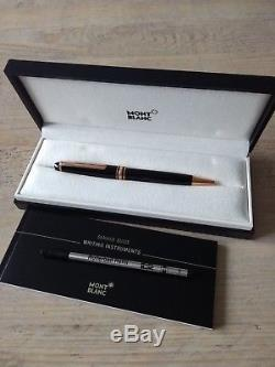 Boxed and brand new Mont Blanc rollerball pen