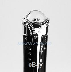 Etoile De Montblanc Mysterieuse Diamond All Over Rollerball Pen 105023 $16.145