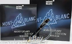 MONTBLANC 100 Year Anniversary BALLPOINTL PEN LIMITED EDITION NEW IN BOX