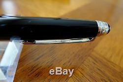 MONTBLANC 109355 Meisterstuck Signature for Good Classique Rollerball Pen new