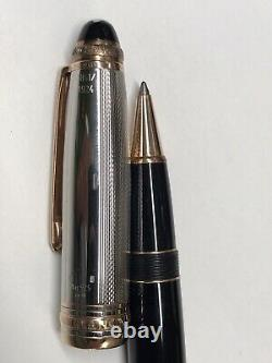 MONTBLANC 162 DOUE ROSEGOLD 75TH Limited Edition 1924 ROLLERBALL PEN MONT BLANC