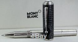 MONTBLANC Albert EINSTEIN ROLLERBALL Great Characters 2013 OVP pen ID 109147