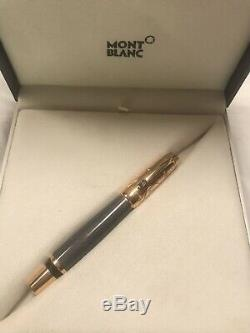 MONTBLANC BOHEME PIROUETTE LILAS GOLD Amethyst Lacquer ROLLERBALL PEN
