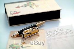 MONTBLANC CARLO COLLODI Rollerball Pen Writers Edition OVP SEALED Ref. 106642