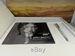 MONTBLANC Great Characters John Lennon 1940 Limited Edition Rollerball Pen