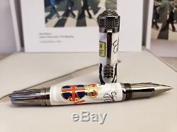 MONTBLANC Great Characters The Beatles Limited Edition 1969 Rollerball Pen