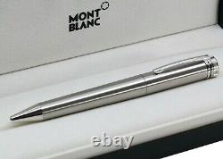 MONTBLANC Heritage Collection 1912 ROLLERBALL pen Capless Metal OVP ID 113344