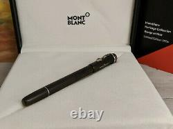 MONTBLANC Heritage Collection Rouge & Noir Limited Edition 1906 Rollerball Pen