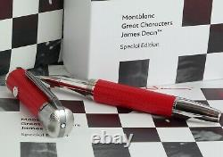 MONTBLANC James Dean Rollerball pen Great Characters Special Edition 117890 OVP
