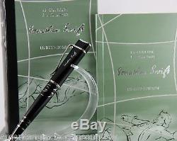 MONTBLANC Jonathan Swift- B. P. WRITERS EDITION 2012 NEW NEVER REMOVED