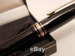 MONTBLANC Meisterstuck Gold Large Size LeGrand 162 Rollerball Pen