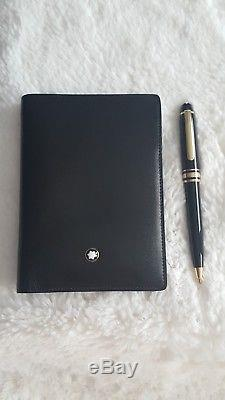 MONTBLANC Meisterstück Hommage à W. A. Mozart Mechanical Pencil Withleather wallet