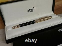 MONTBLANC Meisterstuck Solitaire Doue Geometry Classique Rollerball Pen