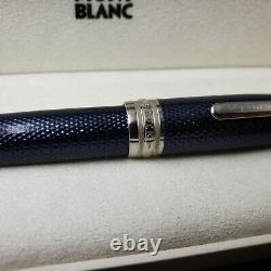 MONTBLANC Solitaire Blue Hour Legrand Rollerball Pen 112890