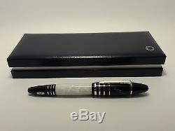 MONTBLANC Writers F. Scott Fitzgerald LIMITED EDITION Fountain Pen, MINT