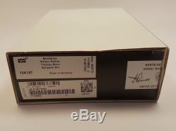 MONTBLANC Writers Thomas Mann LIMITED EDITION Ballpoint Pen, SEALED IN BOX