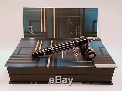 MONTBLANC Writers Thomas Mann LIMITED EDITION Rollerball Pen, MINT IN BOX
