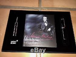 Mont Blanc Johannes Brahms 107451 Limited Special Edition Roller Ball Pen