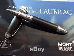 Mont Blanc L´Aubrac Limited Rollerball Wood pen