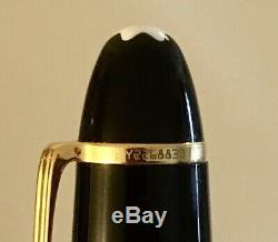 Mont Blanc Le Grand Rollerball Pen