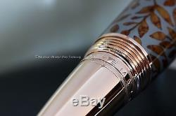 MontBlanc Bohème Doué MoonGarden Rollerball! New with Boxes and Tag! RARE