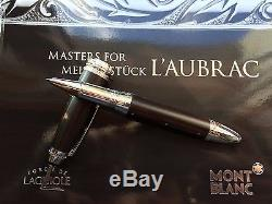 MontBlanc L´Aubrac Limited Rollerball Wood pen