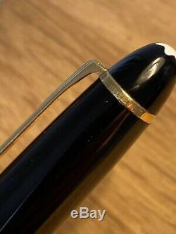MontBlanc Meisterstuck Le Grand Rollerball Pen Gold