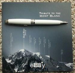 Montblanc Ballpoint Pen Tribute to the Mont Blanc Meisterstuck