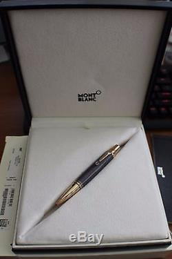 Montblanc Boheme Pirouette LILAS Rose Gold Ballpoint Pen New in Box