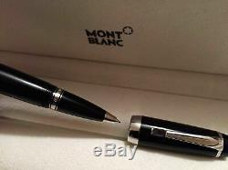 Montblanc Boheme Platinum Line Noir Roller Ball New in Box. Factory Sealed