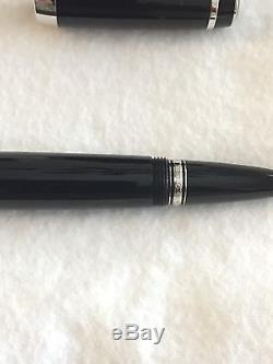 Montblanc Boheme Sapphire rollerball pen NO BOX OR PAPERS 100% AUTHENTIC