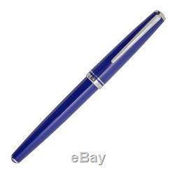 Montblanc Cruise Collection Blue Rollerball Pen 113073