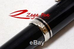 Montblanc Cruise Collection Rollerball Pen Black 111845 New
