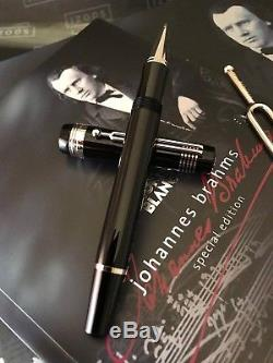 Montblanc Donation Series Johannes Brahms Special Edition Rollerball Pen