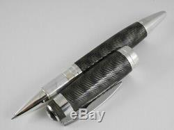 Montblanc Great Characters Alfred Hitchcock Rollerball Pen (MINT) FREE SHIPPING