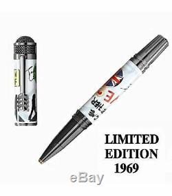 Montblanc Great Characters Beatles Limited Edition 1969 Rollerball Pen 116260