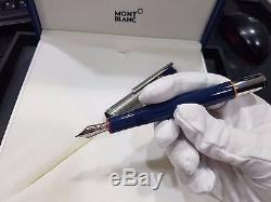 Montblanc Great Characters Edition Andy Warhol Fountain Pen 112716