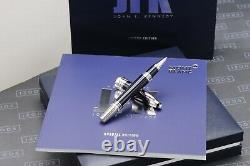Montblanc Great Characters JFK Blue Special Edition Rollerball Pen UNUSED