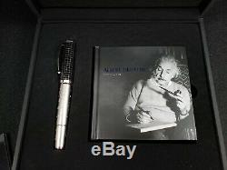 Montblanc Great Characters Limited Edition 2012 Albert Einstein Rollerball Pen
