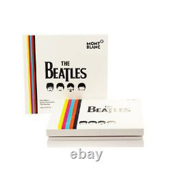 Montblanc Great Characters Special Edition The Beatles Rollerball Pen #116257