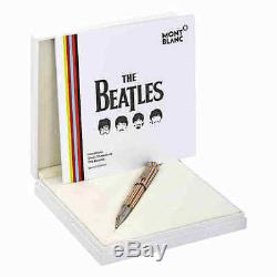 Montblanc Great Characters The Beatles Special Edition- Rollerball