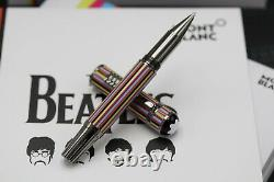 Montblanc Great Characters The Beatles Special Edition Rollerball Pen