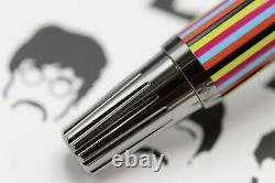 Montblanc Great Characters The Beatles Special Edition Rollerball Pen UNUSED