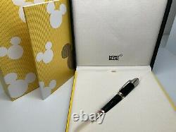 Montblanc Great Characters Walt Disney Rollerball Special Edition