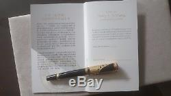 Montblanc Henry Steinway 2014 Limited Edition 4810 Fountain Pen Patron of Arts