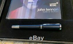 Montblanc John Lennon Limited Edition Rollerball Pen 105809 New in Box