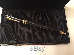 Montblanc Limited Edition Fyodor Dostoevsky Rollerball Pen With Box. NO RESRV
