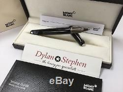 Montblanc M rollerball pen magnetic cap by Marc Newson NEW boxed RRP £350