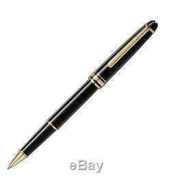 Montblanc MEISTERSTÜCK 12890 Gold-Coated Classique Rollerball Pen